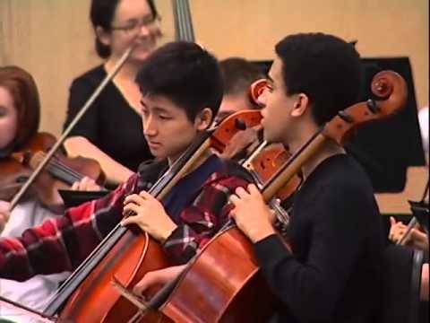 The Perlman Music Program - Sarasota Winter Residency - Rehearsal