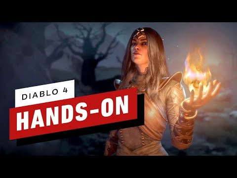 Diablo 4: Hands-On Gameplay Impressions – Blizzcon 2019