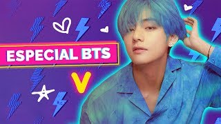 V, I Purple You | Especial BTS | Episodio 5
