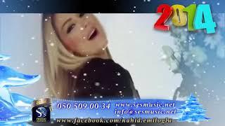 Petek Dinçöz 2014 Yeni Yıl Azerbaycan Qabala