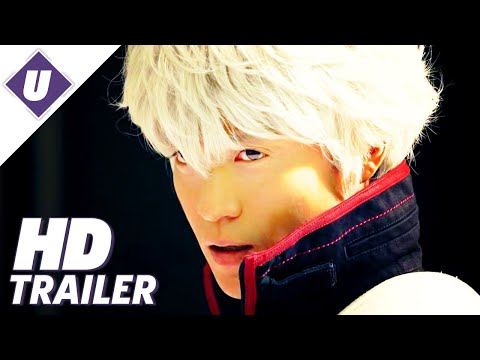 Gintama 2: The Law Is Surely There To Be Broken - Live Action Trailer #1