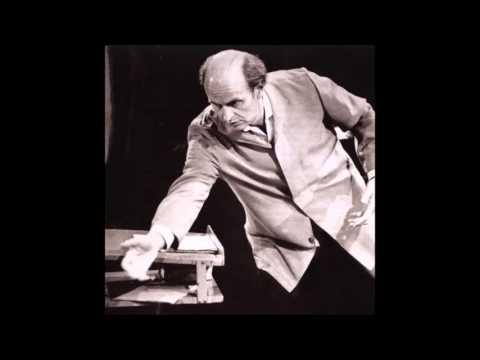 "Ferenc Fricsay ""Symphony No 8"" Schubert"