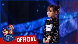 vietnam idol kids 2017 - thi sinh ngung hat giua chung vi met