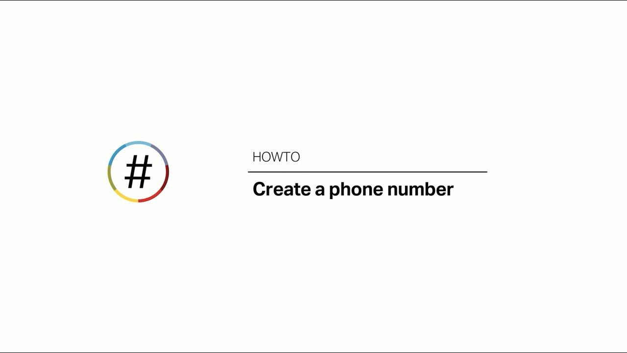 Create a phone number and access voicemail   NationBuilder