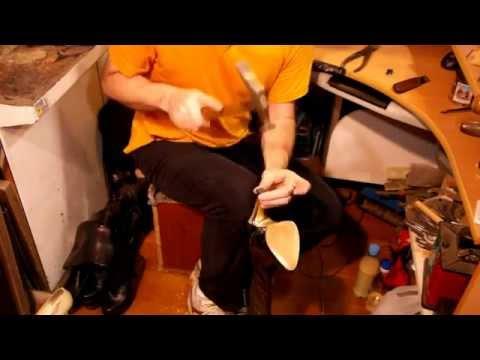 как поменять набойки на туфлях