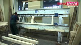Производство деревянных окон(Это видео Вы можете просмотреть на портале Okna-Firm.ru http://www.okna-firm.ru/video/montazh-otkosov/ А также другое видео об окнах,..., 2012-06-21T12:03:21.000Z)