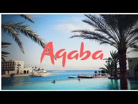 Aqaba Jordan - Highlights and Food - Aqaba Jordanien - العقبة الاردن - Акаба Иордания