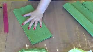 как сделать костюм капусты своими руками