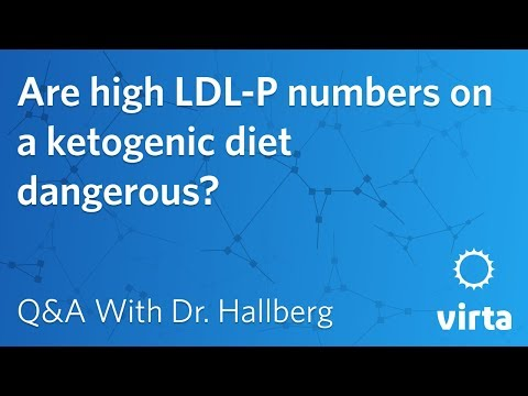 Dr. Sarah Hallberg: Are high LDL-P numbers on a ketogenic diet dangerous?