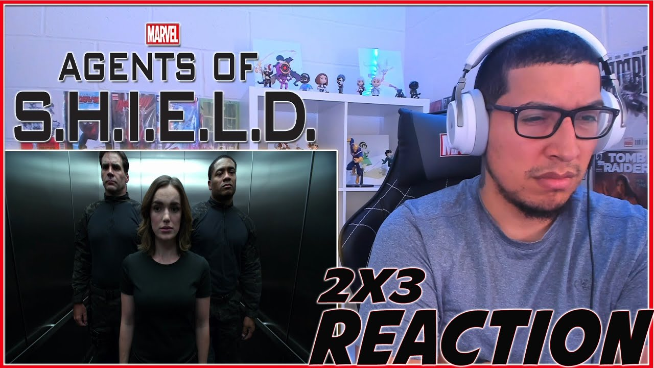 Download DONNIE GILL IS BACK | Agents of Shield 2x3 REACTION!!! | Season 2 Episode 3