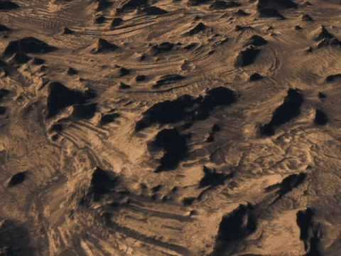 Mars Reconnaissance Orbiter's Soaring Views of Red Planet - Video File (AVC-2009-094)