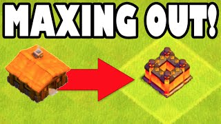 "Clash of Clans - MAXING BASE OUT 100% ""LOOT PLAN TO GET MAXED BASE!"" This Will Cost a Bit"