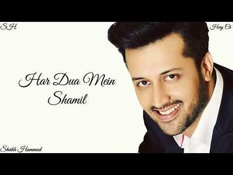 Pehli Nazar Mein | Atif Aslam |  Whatsapp Status With Lyrics | (2018)
