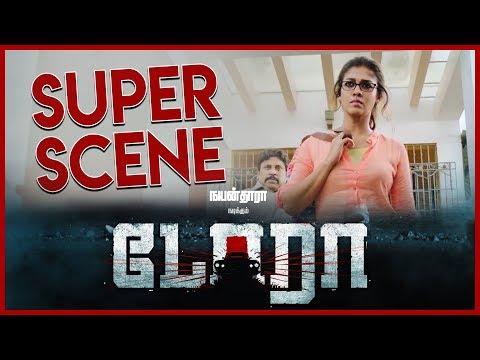 Dora - Super Scene 1 | Nayanthara | Thambi Ramaiah | Harish Uthaman