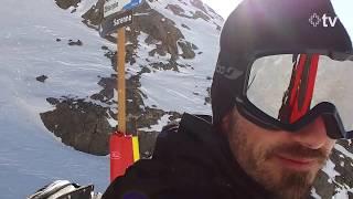 Alpe d'Huez - Piste de Sarenne - Télémark