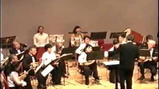 アルモニアマンドリン合奏団 第39回定期演奏会 2009.12.5 韓国民謡 「...