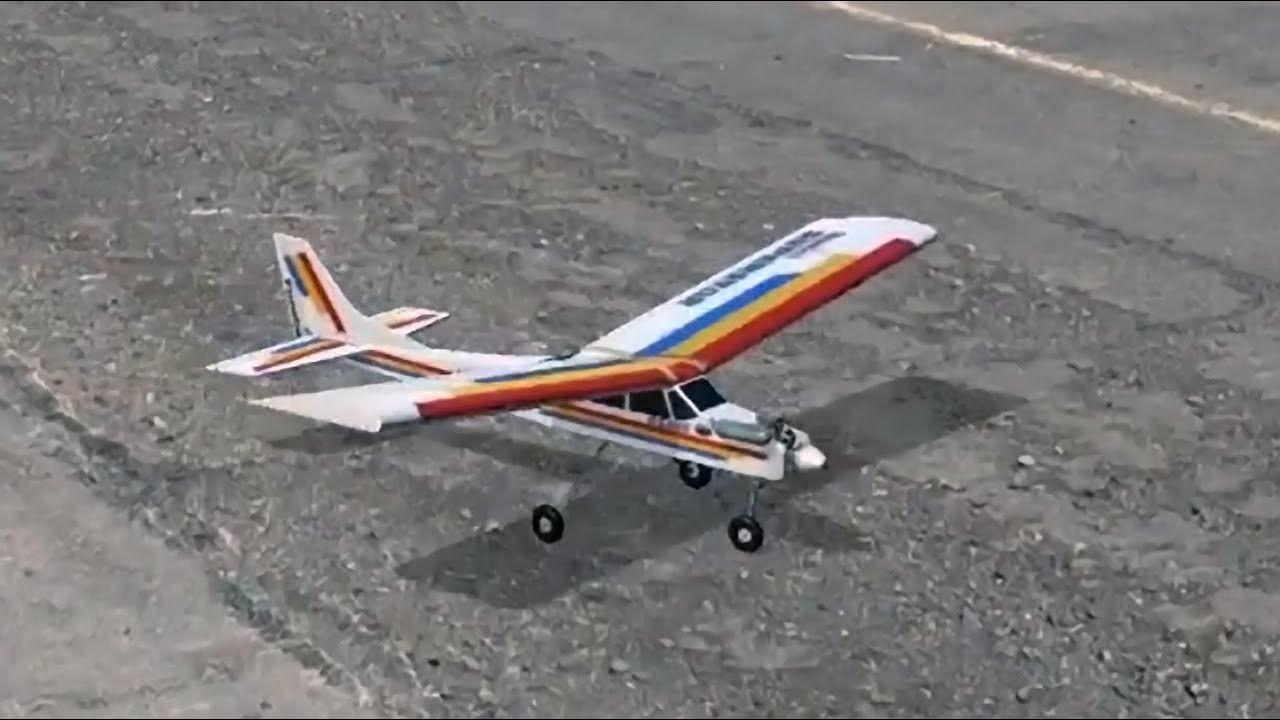 PT-40 Great Planes Trainer With Hobbico SuperStar RC