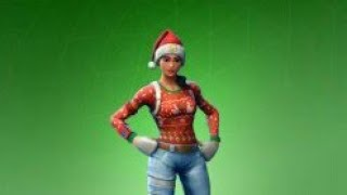 Live Fortnite/the Christmas skins are back