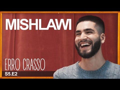 Erro Crasso T5 Ep2 - MISHLAWI fica narso expulsa um membro da Bridgetown e uma batalha de autotune