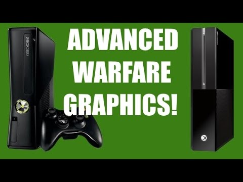 Call of Duty: Advanced Warfare - Xbox 360 VS Xbox One ...