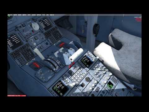 [P3D] Aerosoft/Digital Aviation CRJ-700 Tutorial Flight. Columbus Ohio to Chicago Illinois