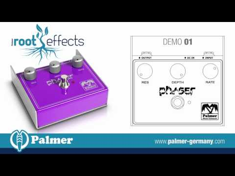 Palmer root effects - Phaser