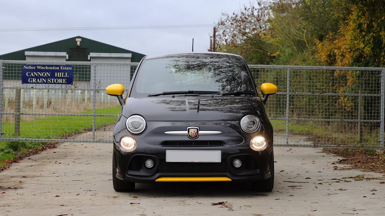 i always of my img couple it say gift a out abarth t can month car who honestly days gab fiat new that first dreaming ago was bought