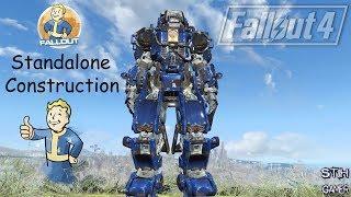 Fallout 4 Силовая Робота