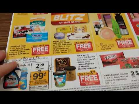 Rite Aid 11/5/17 preview couponing