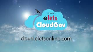 Promo | 2nd Annual Elets CloudGov Summit 2015