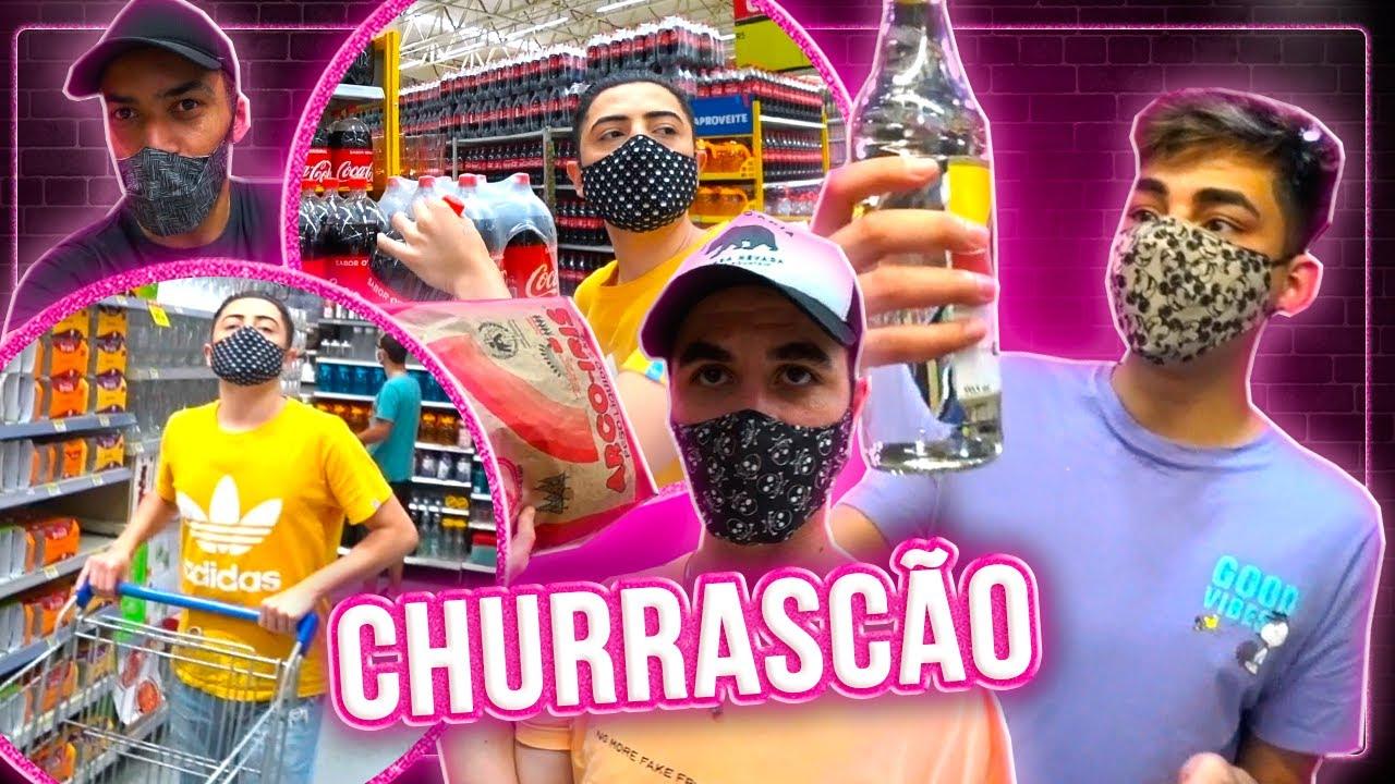 COMPRAS PRO NIVER DA BIEL! | Mansão das Pocs