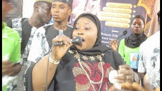 IGBINYANJU OBIRERE   Latest 2019 Ameerah Aminat Obirere live concert, you can't afford to miss this