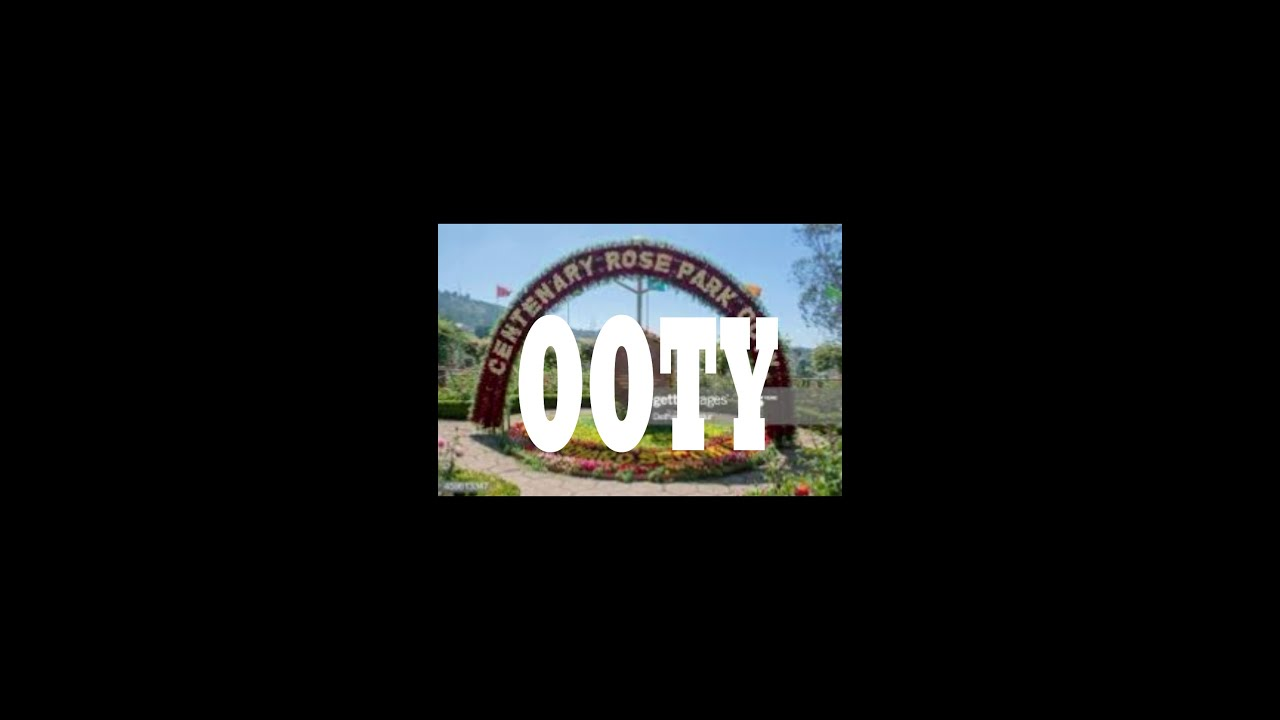 ooty pictures