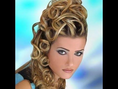 78b40af7d5aeb صور أجمل تسريحات الشعر الطويل - قصات الشعر الطويل 2013