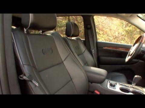 2011 Jeep Grand Cherokee - Seating