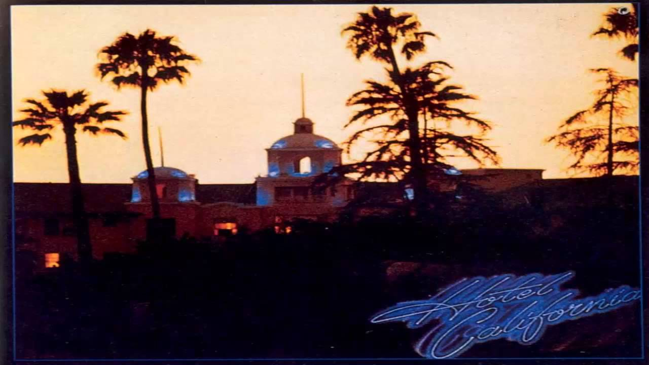 original hotel california song