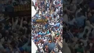 هل لك سر عند الله جنازة الحج محمود العربي  عليه رحمة الله
