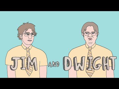 Tom Rosenthal – Jim and Dwight