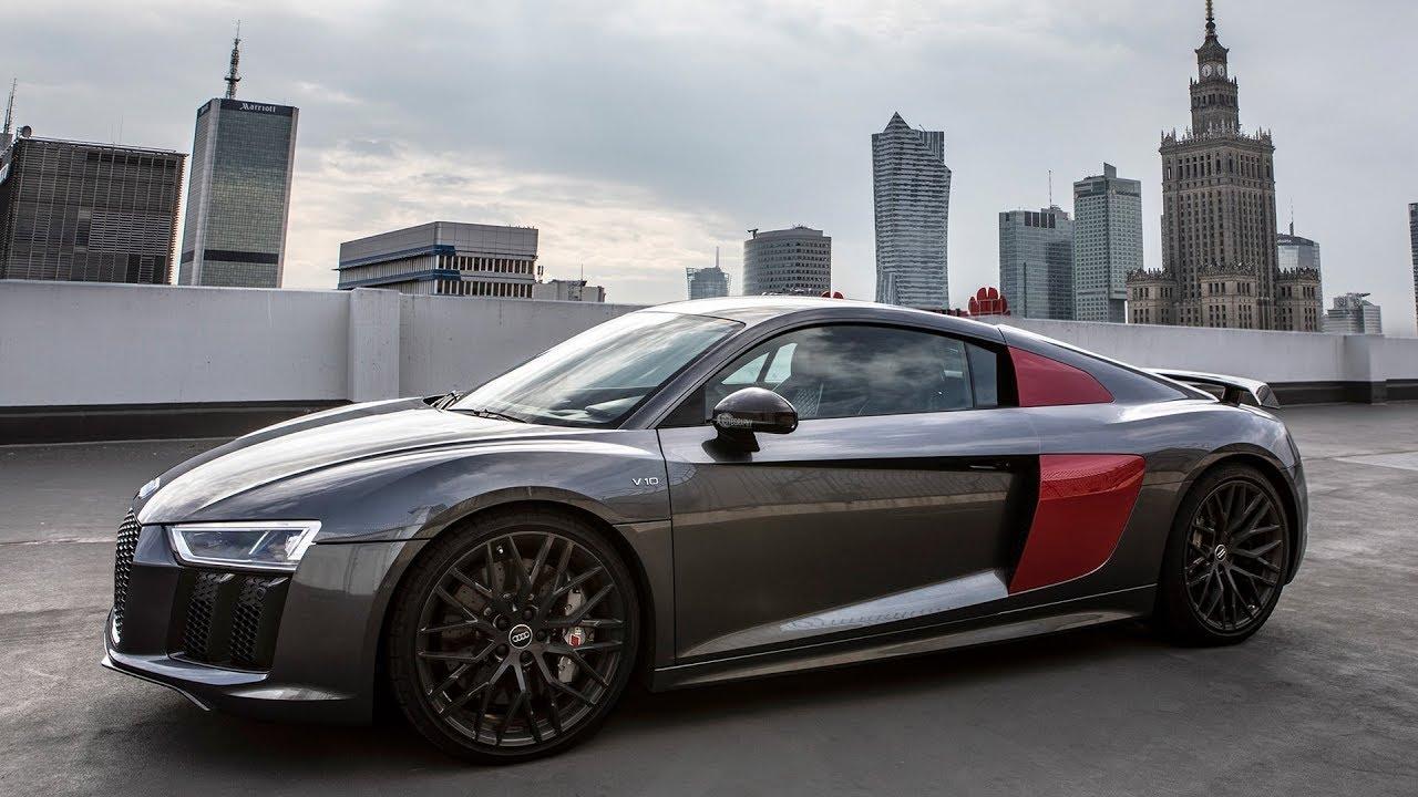 2018 AUDI R8 V10 Plus Exclusive (605hp