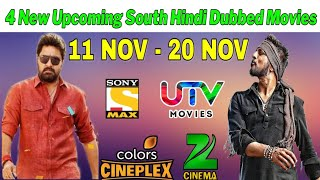 Upcoming New South Hindi Dubbed Movies In November 2019  New South Hindi Dubbed Movie  Max