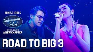 Download LYODRA X ARDHITO PRAMONO - SUDAH - ROAD TO BIG 3 - Indonesian Idol 2021