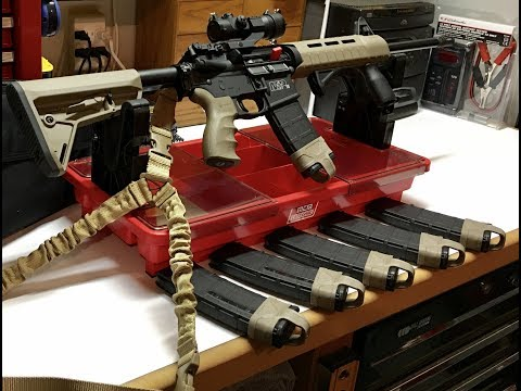 Project AR15- Smith & Wesson M&P 15 Sport II
