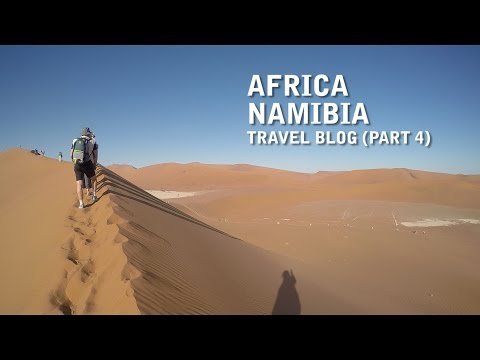 Africa - Namibia Travel Vlog - Uncut (Part 4)