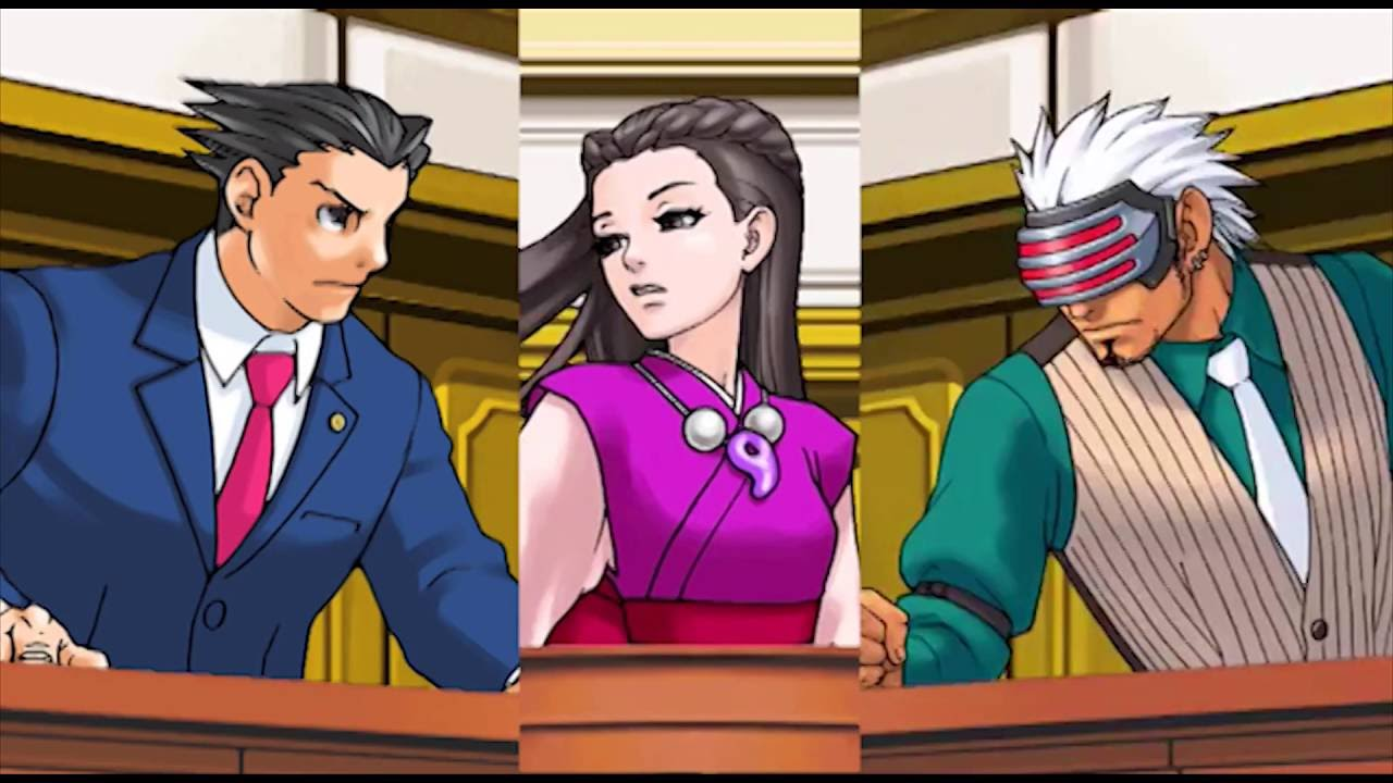 Wolf in Sheep's Clothing - (Ace Attorney - Villains Medley AMV)