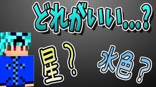 【マイクラ】☆TAKA★といえば?どれが良いと思いますか?【☆TAKA★】