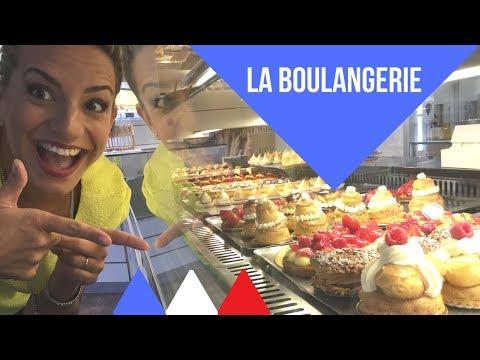 Scènes de ma vie n°4: la boulangerie