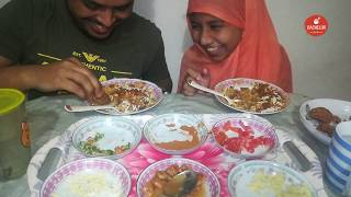 Eating Show | Eating Chotpoti | Street food | Bachelor Foodie