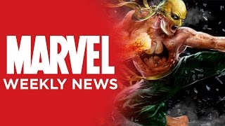 Iron Fist Cancelled And More! | Marvel Weekly News