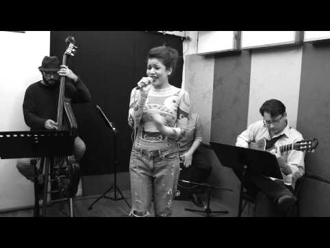 Fallin' Alicia Keys Cover (Bambuco)- Veronica Tierra Quartet
