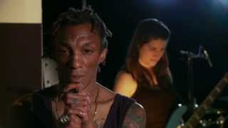 Tricky performs Nothing